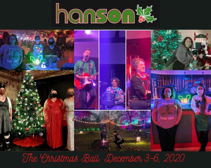 The Christmas Ball: A Socially Distanced ConcertSeries